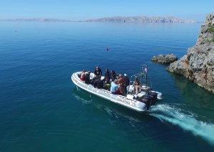 Galathea Búvárbázis hajós merülés